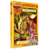 Millimages - Simsala Grimm - Vol. 8 : Le Roi des Grenouilles + La boule de cristal