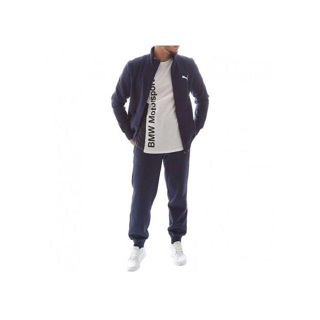 16188b1266a9 Puma - Survêtement Molleton Style Marine Homme Multicouleur - pas cher  Achat / Vente Survêtement homme - RueDuCommerce