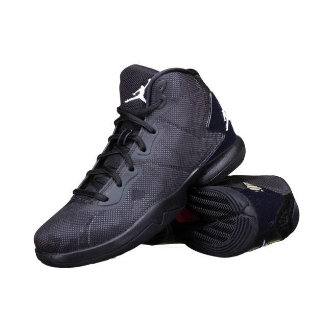 grossiste ed3af e88f1 Nike - Chaussure Jordan Super fly 4 Bg 768930 Noir - pas ...