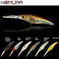 Nomura - Leurre Long Lip Crank
