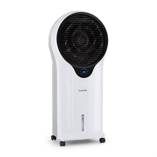 klarstein whirlwind 3 en 1 ventilateur rafra chisseur humidificateur d 39 air 5 5 l 110w pas. Black Bedroom Furniture Sets. Home Design Ideas