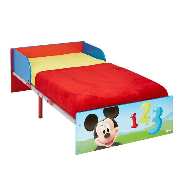 Vipack Lit enfant Mickey Mouse Hellohome