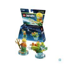 Warner Games - Figurine Lego Dimensions - Aquaman - Dc Comics