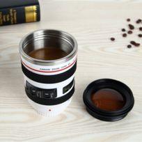 Wewoo - Pour Café Lait Eau comme Cadeau 400 Ml Caméra Objectif Tasse Caniam Ef 24-105mm F4 Filtre