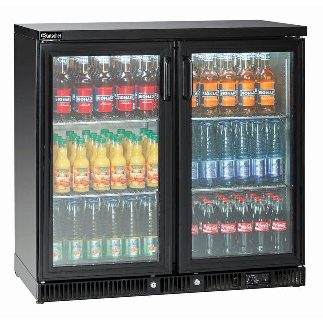 Bartscher Refroidisseur de bouteilles 220L