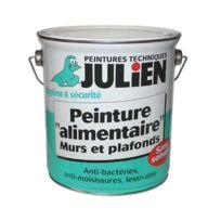 Julien - Peinture - mur et plafond - alimentaire - hygiapeint - 2.5 L