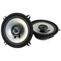 Topcar - 2 hauts parleurs auto 50W MédiaMobil diamètre 130 mm Ref: 902735