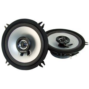 2 hauts parleurs auto 50W MédiaMobil diamètre 130 mm Ref: 902735