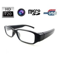 Chic And Watch - Chic and swag Lunettes de vue caméra espion Hd 720P  appareil photo 847f0dbbc6b4