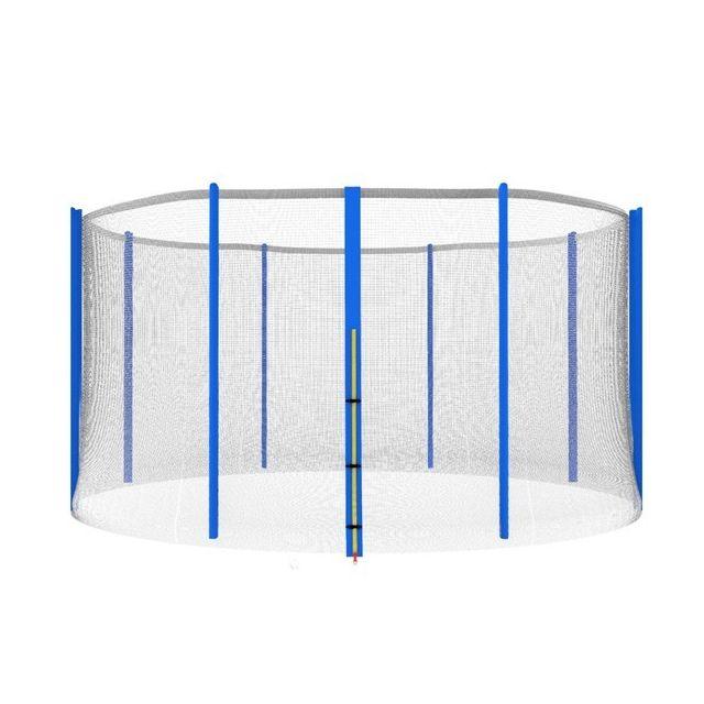 Physionics - Accessoire pour trampoline - filet de sécurité , 6 tailles au choix Ø