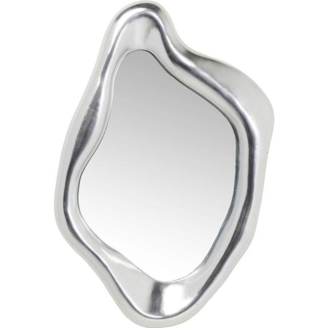 Karedesign Miroir Hologram 119x76cm Argenté Kare Design