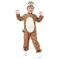 Rire Et Confetti - Fiaani018 - DÉGUISEMENT Pour Enfant - Costume Petit Tigre - Taille S