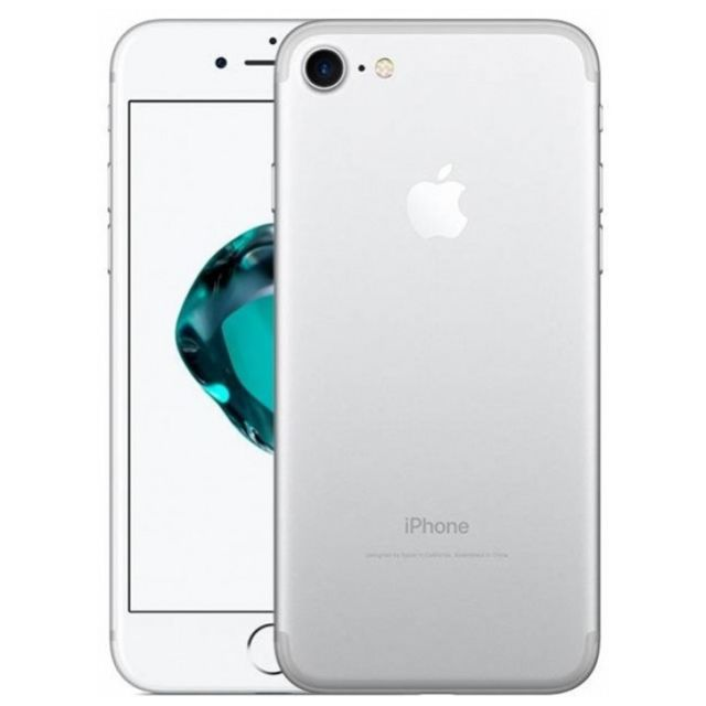 iPhone 7 32 Go Reconditionné neuf Grade A+ Argent