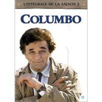- Columbo : L'Intégrale Saison 2 - Coffret 4 Dvd
