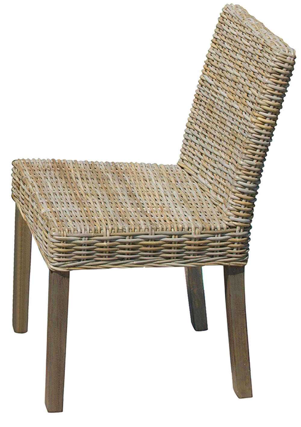 de Plastique 2 Coloris chaises en Lot de PEGANE Dim Jardin kwO08nP
