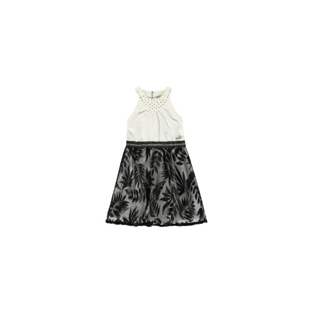 4d0df0a365c30 Guess - Robe Fille Dress Marciano Blanc - Taille - 10 ans - pas cher ...