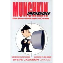 Steve Jackson Games - Munchkin Impossible