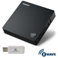Wizelec - Box domotique Jeedup version Zwave Powered by Jeedom
