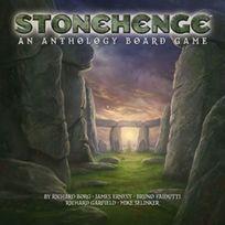Ubik - Jeux de société - Stonehenge - Le Jeu de Plateau Vf