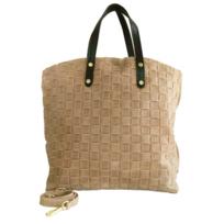 802530e354 Ateliers Florentins - Sac shopping en cuir pour femme Pelago, made in Italy  Fir53-