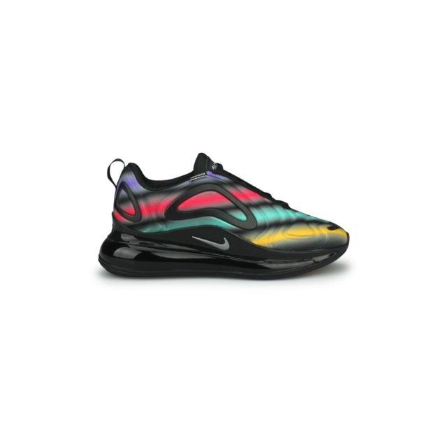 Nike Basket Air Max 720 Junior Noir Aq3196 011 pas cher