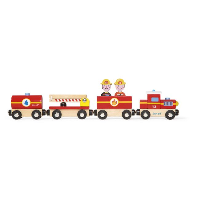 Janod Story : Train pompiers