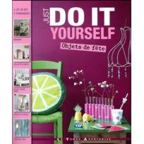Le Temps Apprivoise - just do it yourself ; objets de fête