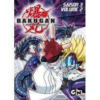 Cartoon Network - Bakugan Battle Brawlers - Saison 3 - Volume 2