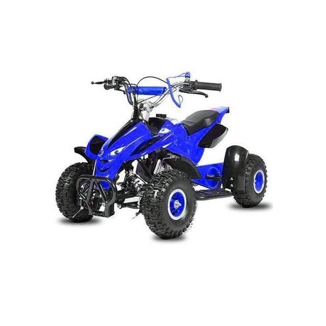 nitro motors quad 50 dragon 2 bleu achat vente quads. Black Bedroom Furniture Sets. Home Design Ideas