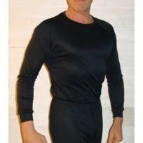 Zargun - T-shirt Tee-Shirt manches longues noir