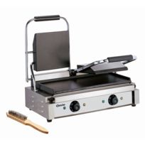 Bartscher - Grill contact, double, lisse