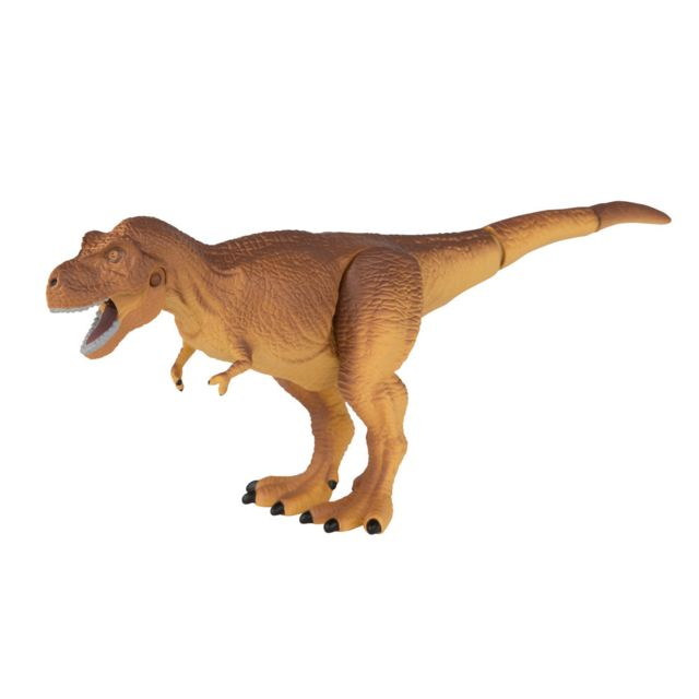 2cfd43400f0 Tomy - Ania - T-rex orange - pas cher Achat   Vente Animaux - RueDuCommerce