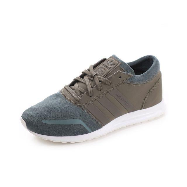 Los Angeles 46 Marron Adidas Multicouleur Chaussures Homme Pas deCBoxWr