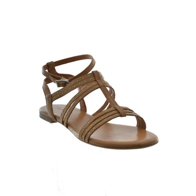 Sandal Accessoires Nu Pepe Sandales Beige Pieds wmN8n0