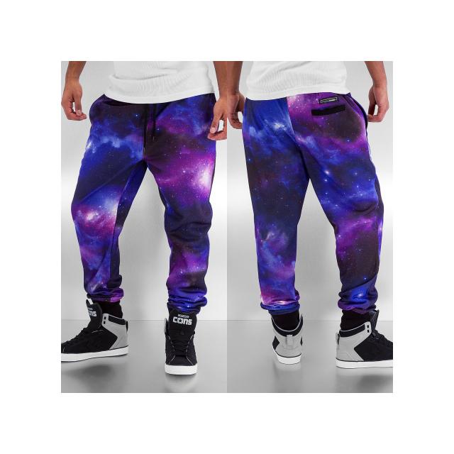 Dangerous Dngrs - Bas de Jogging Galaxy Violet - pas cher Achat   Vente Pantalon  femme - RueDuCommerce 26e97c1984d