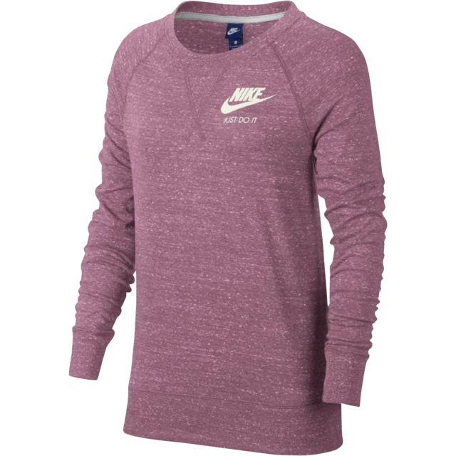 Nike Vente Femme Pas Gym Cher Sweat Vintage Achat g6Ygqrw