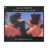 Alpha - Gaetano Donizetti: Un Italien à Paris - duos & mélodies