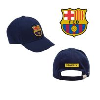 STANLEY - casquette aux couleurs officielles du football club de Barcelone