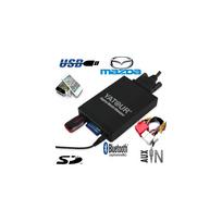 Auto-hightech - Interface Autoradio ipod Aux Mazda 3, Mazda 5, Mazda 6, Cx-5, Cx-7 & Rx-8 depuis 2009