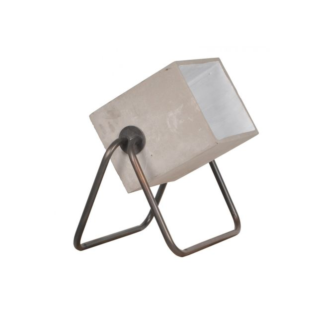 Zuiver Lampe à poser Concret Up ciment