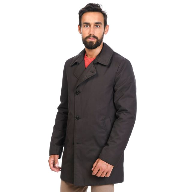 Allegri Homme Auc38F0551004 Marron Polyamide Trench Coat