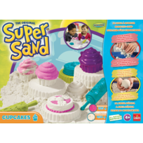SUPER SAND - Coffret Cupcakes - 83240.006