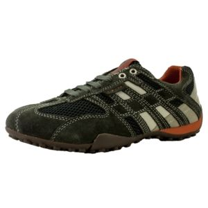 Geox u4207k gris - Chaussures Baskets basses Homme