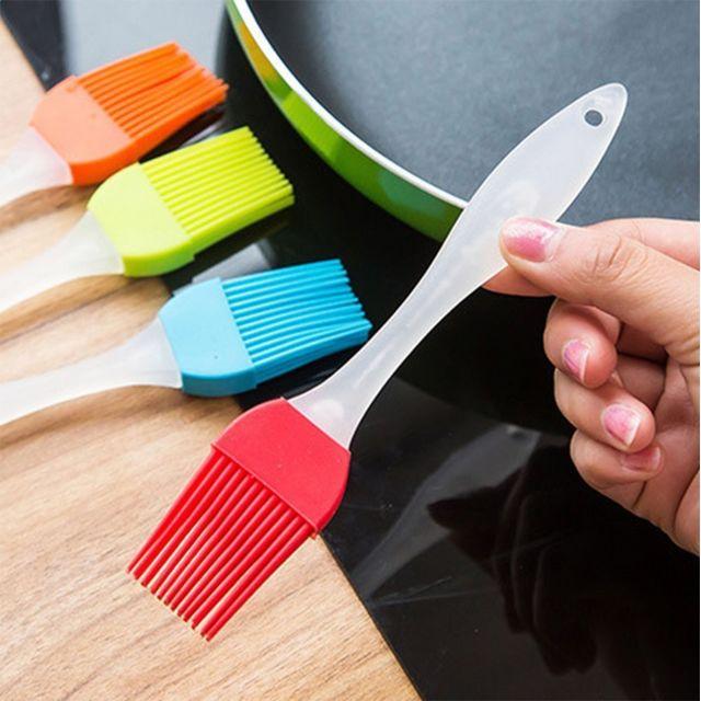 G-motions Pinceau en Silicone de Cuisine pour Pâtisserie couleur aléatoire