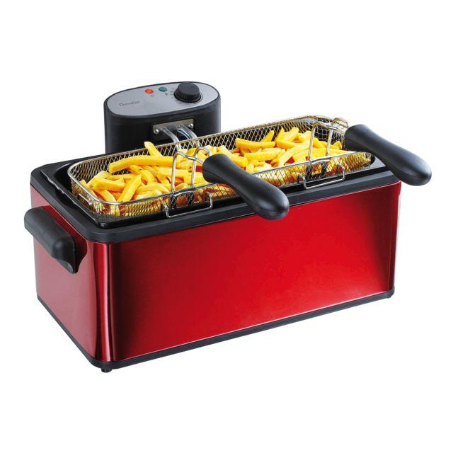 DOMOCLIP Maxi friteuse 6 L DOC149