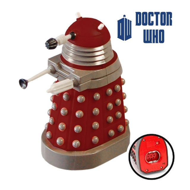 Kas Design Décapsuleur Sonore Dalek Dr Who