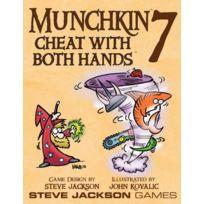 Steve Jackson Games - Jeu De Cartes - 7 Cheat With Both Hands