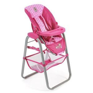 bayer chic 2000 chaise haute pour poup e jusqu 39 50 cm accessoire mobilier poupon pas cher. Black Bedroom Furniture Sets. Home Design Ideas