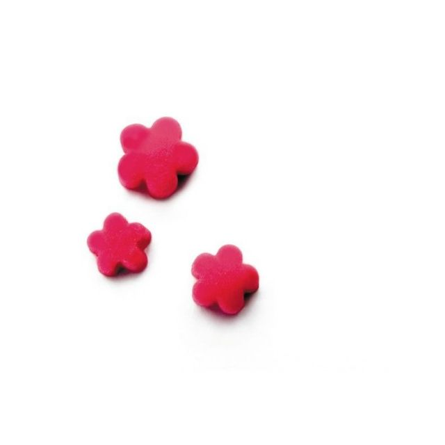 Ibili Set De 3 Emporte Pieces Etoiles Rondes/P