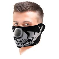 Zanheadgear - Chrome Skull